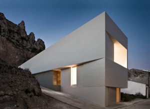 Cool House in Spain By Robert Paul